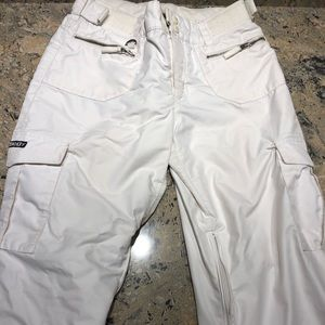 Roxy snow pants size small